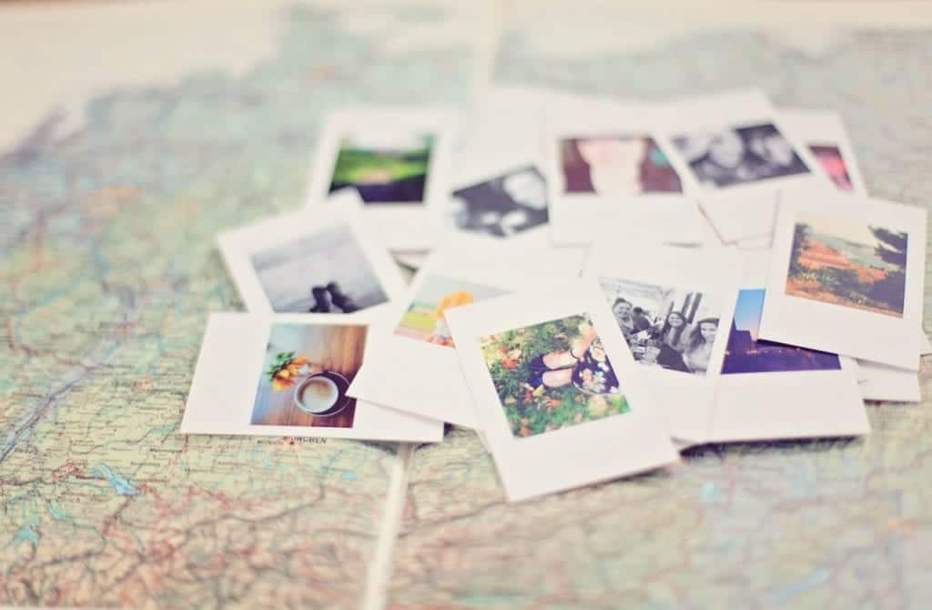 Use a map to plan for a vacation