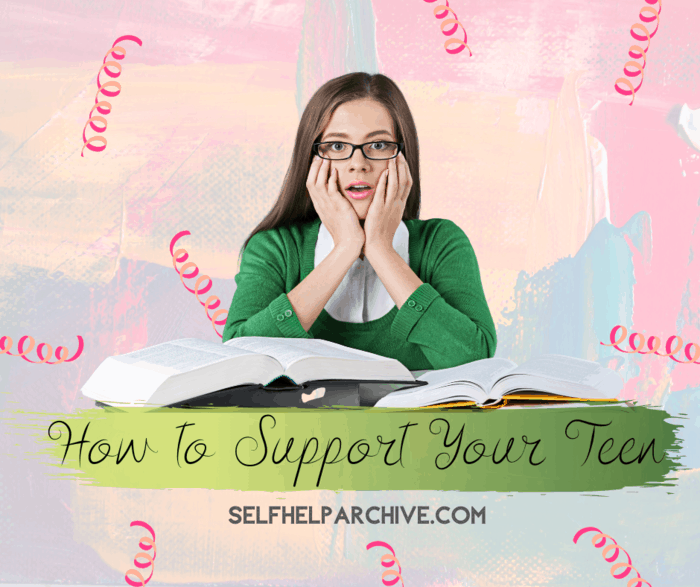 How to support your teen