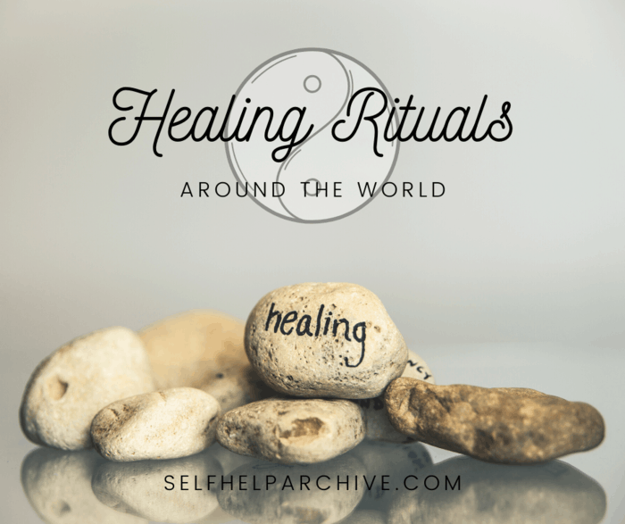 Healing rituals around the world